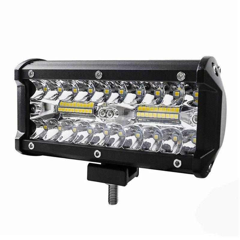 5804 Фара светодиодная 120W (габаритные размеры 170*80*60мм)