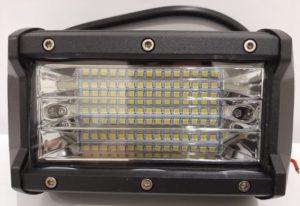 5840 Фара светодиодная 45W (габаритные размеры 130*80*70мм)