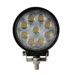 4938 Фара светодиодная CH007 27W 9 диодов по 3W (габаритные размеры 115*130*65мм)